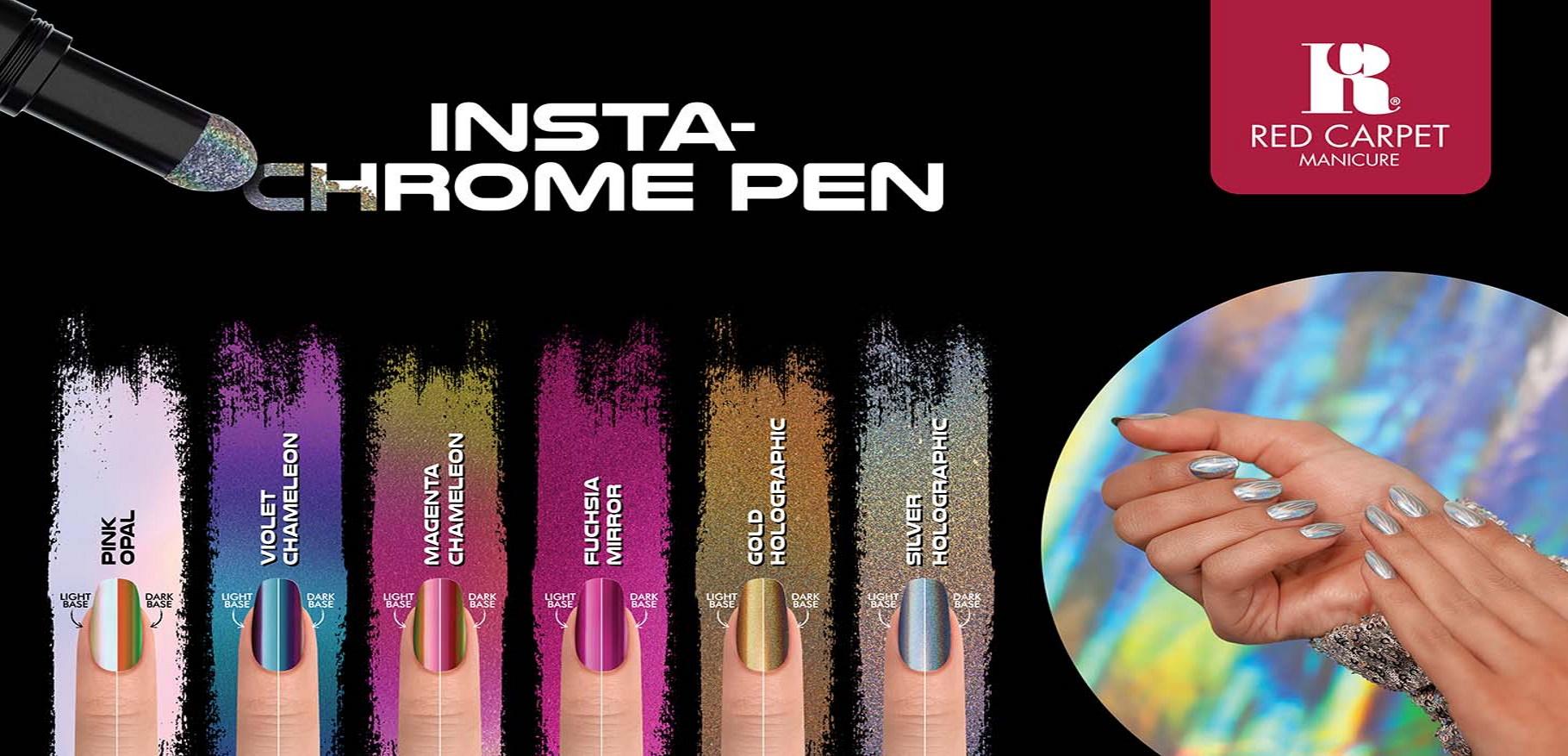 Insta-Chrome Pens