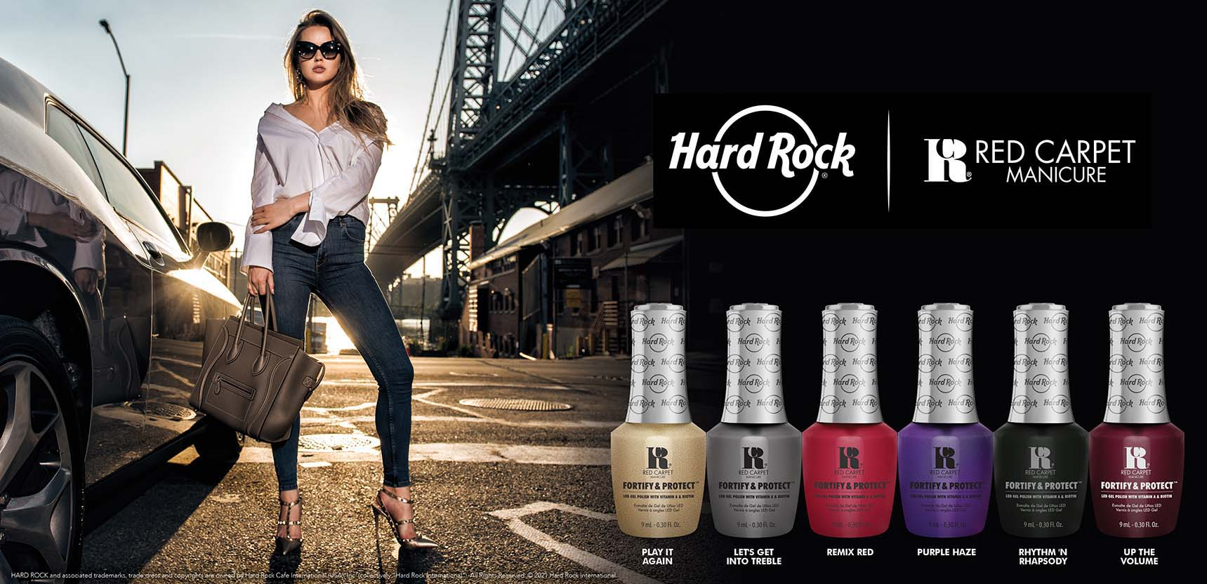 Hard Rock X RCM