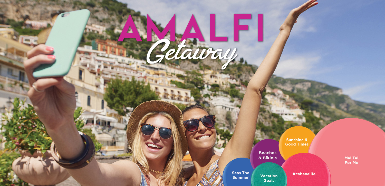 Amalfi Getaway